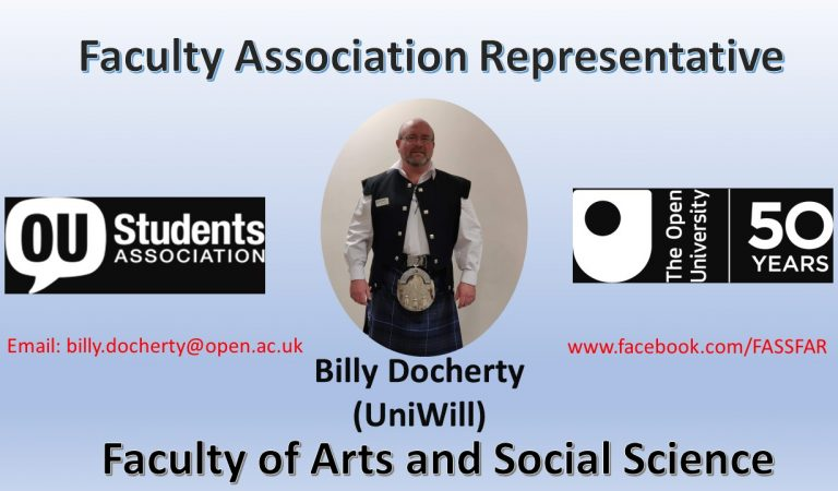 Student observers – Faculty Assembly for the Faculty of Arts and Social Sciences