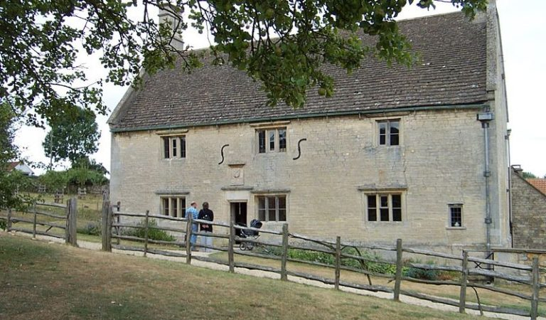Societies visit to Woolsthorpe Manor