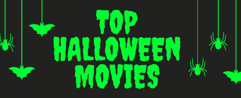 Top 10 Halloween Movies of ALL TIME!