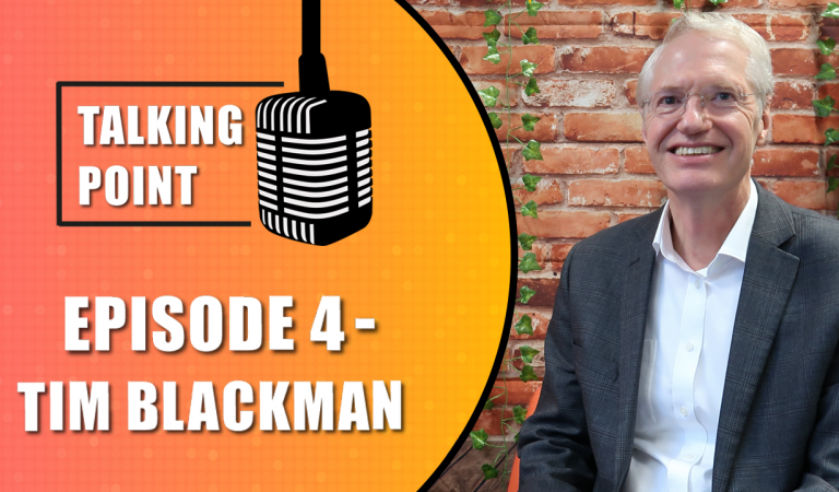 """""""We're not just a University – we're much more than that"""" – Talking Point – Episode 4: Tim Blackman"""