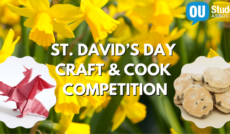 St. David's Day 2021 Competition!