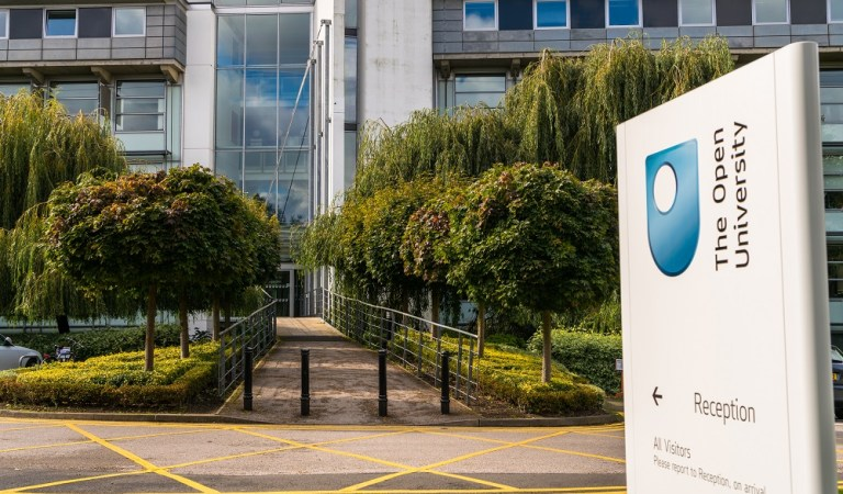 What The Open University Means to Me.