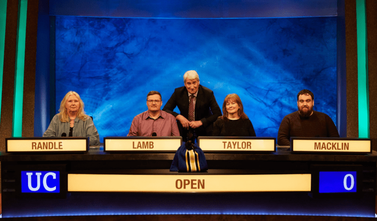 Fancy your chances in University Challenge 2022?